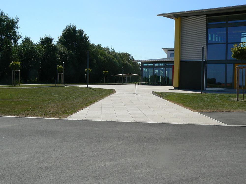 Illerkirchberg sporthalle gerken gartenbau - Gartenbau ulm ...