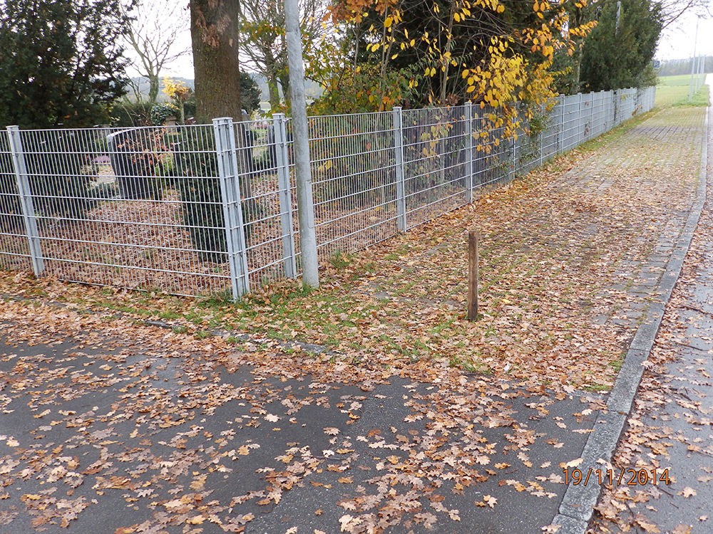 Jungingen friedhof gerken gartenbau - Gartenbau ulm ...