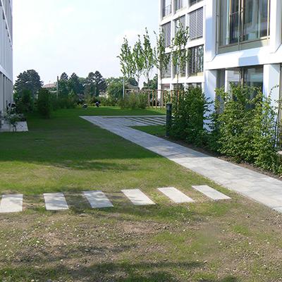 Projekte gerken gartenbau - Gartenbau ulm ...